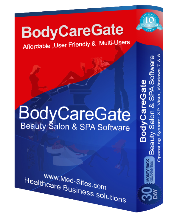 Beauty Salon Software